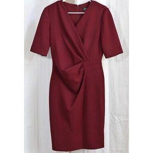 Tahari Arthur s. Levine collection sheath dress